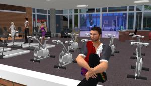 Contemplating the potential for virtual exercise prescription.
